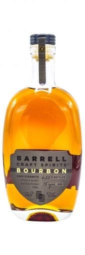 Barrell Bourbon Bourbon Whiskey 15 Year, Limited Edition, 106.52 Proof 750ml